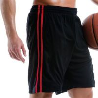 Gamegear Cooltex sports short with side stripes