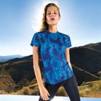 Womens TriDri Hexoflage performance t-shirt