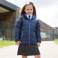 Core junior padded jacket