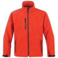Lightweight sewn waterproof / breathable softshell