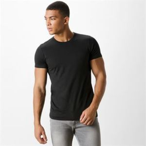 Cotton tee (fashion fit