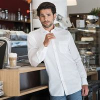 Long sleeve tailored Coolmax shirt
