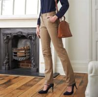 Womens Houston chino trousers
