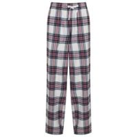 Womens tartan lounge pants