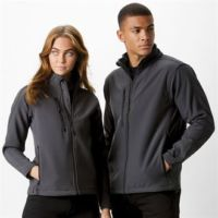 Womens corporate softshell jacket