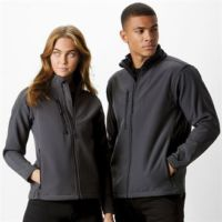 Corporate softshell jacket