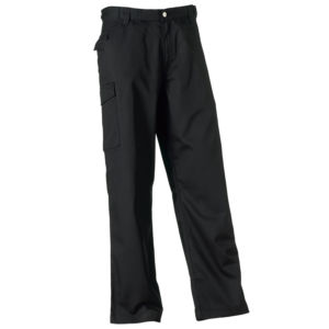 Poly/cotton twill workwear trouser