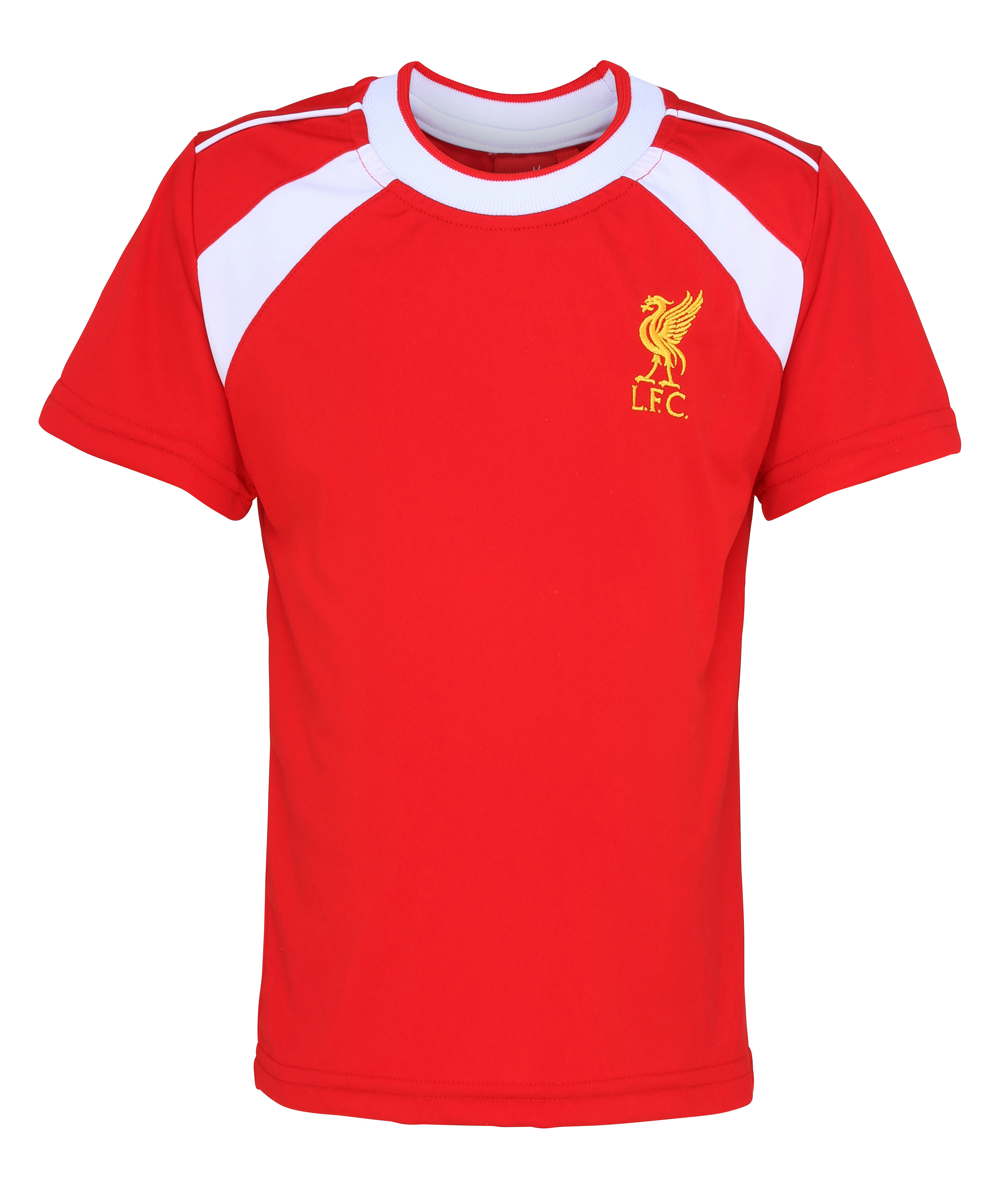 Kids liverpool fc t shirt d zyne for Name brand golf shirts direct