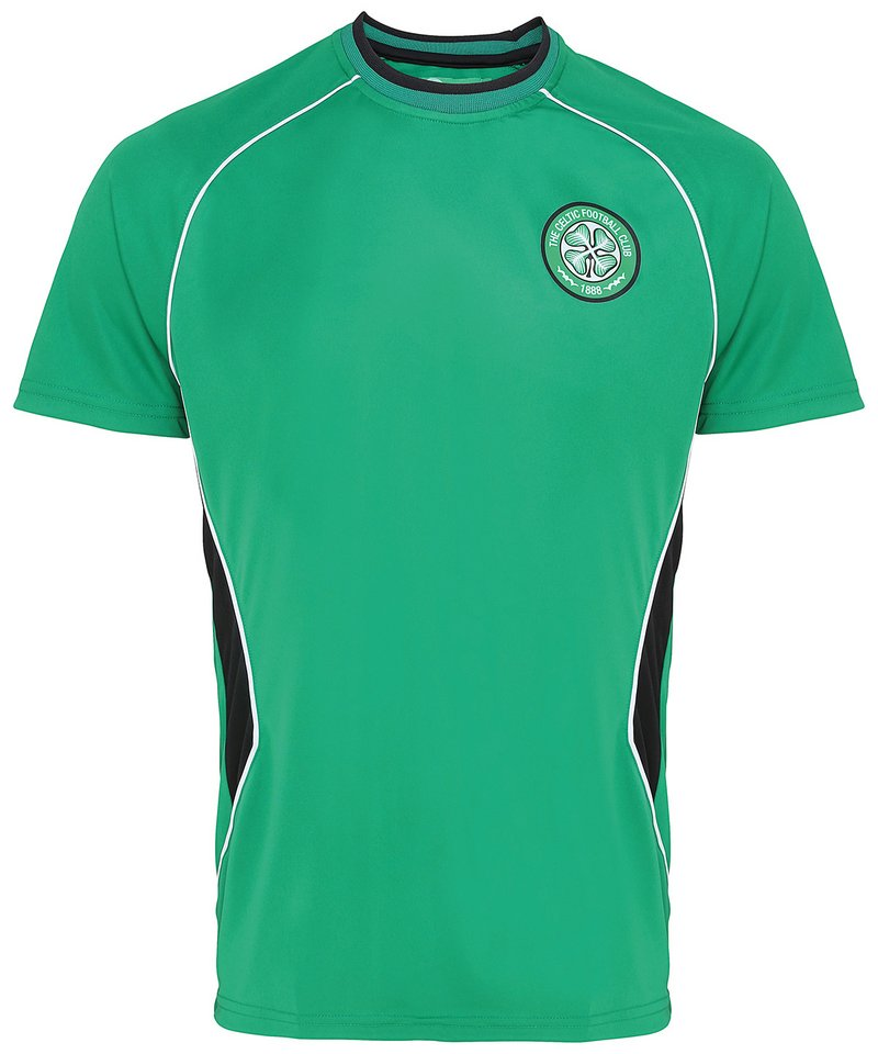 Celtic fc adults t shirt d zyne for Name brand golf shirts direct