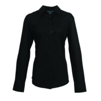 Womens signature Oxford long sleeve shirt