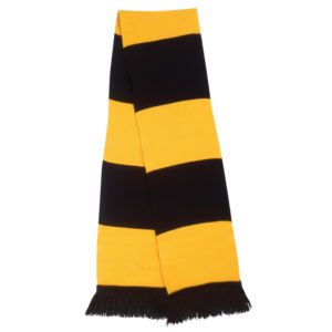 The supporters scarf