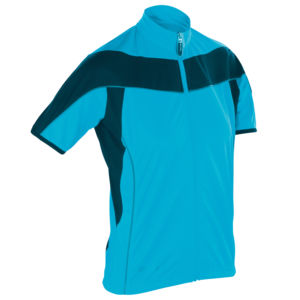 Womens Spiro bikewear full zip top (S188F)