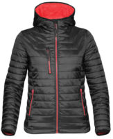 Womens gravity thermal shell
