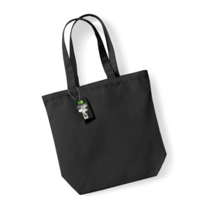 Fairtrade cotton Camden shopper