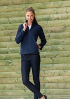 Womens full zip outdoor fleece