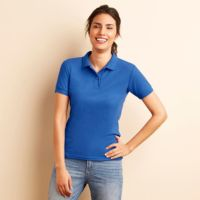 Womens DryBlend double pique sports shirt