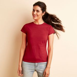 Softstyle womens ringspun t-shirt