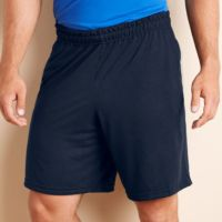 Gildan performance adult 9 short with pocket