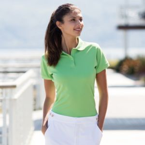 Womens Coolplus polo