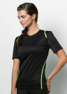 Womens Gamegear Cooltex t-shirt short sleeve (regular fit)