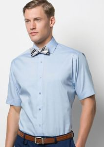 Executive premium Oxford shirt short-sleeved (classic fit)