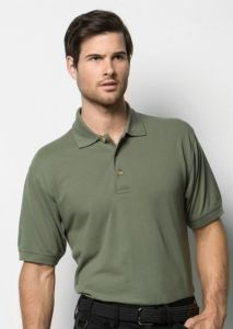 Workwear polo with Superwash 60C