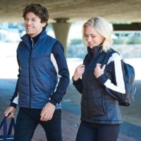 Stage II padded promo body warmer