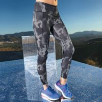 Womens performance Hexoflage leggings