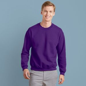 HeavyBlend adult crew neck sweatshirt