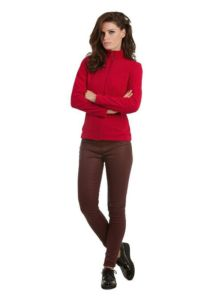 B&C ID.501 fleece / women
