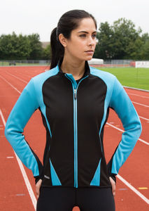Womens Spiro freedom softshell jacket