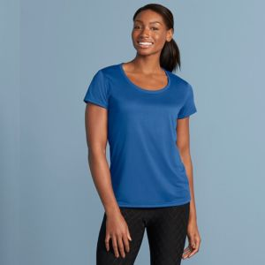 Womens performance core t-shirt