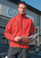Baselayer softshell jacket