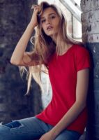 Anvil womens fashion basic tee