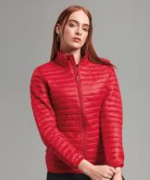 Womens tribe fineline padded jacket