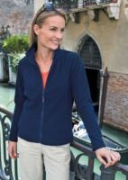 Womens Horizon high-grade microfleece jacket